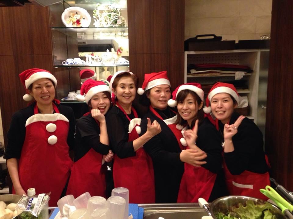 「クリスマスパーティー2日目♪」