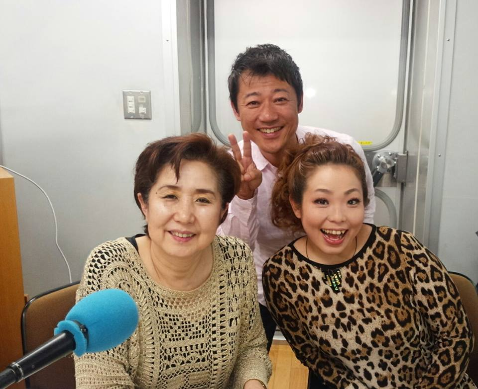 「FMラジオ収録~(^o^)ノ」