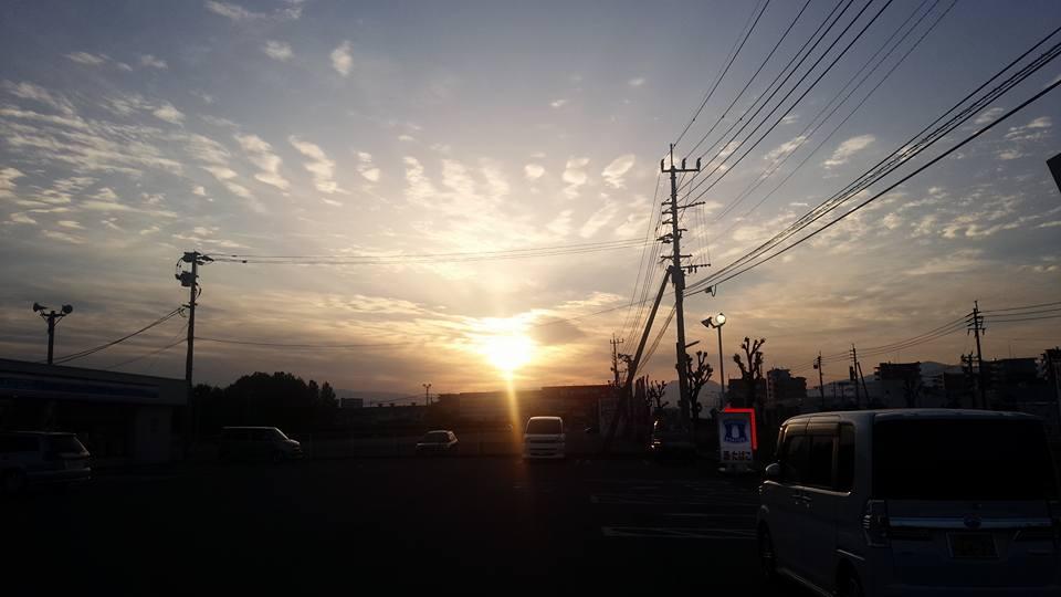 モーニングrun & ナイトwalk εεεεεヾ(*´ー`)ノ